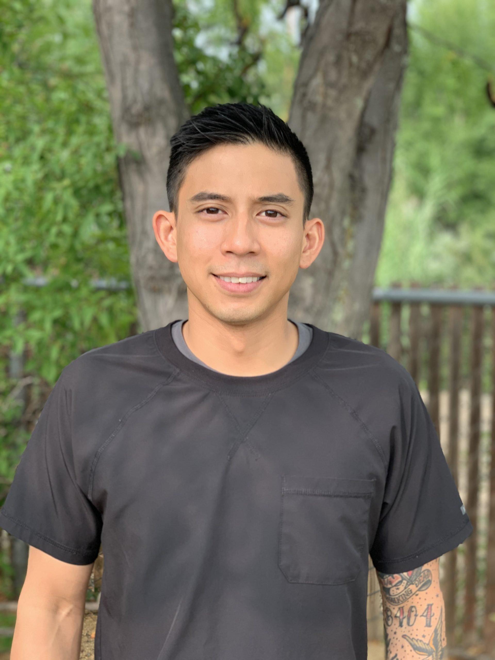 Erick Ornedo (Medical Technician)
